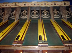 Skee-Ball in Edgmere