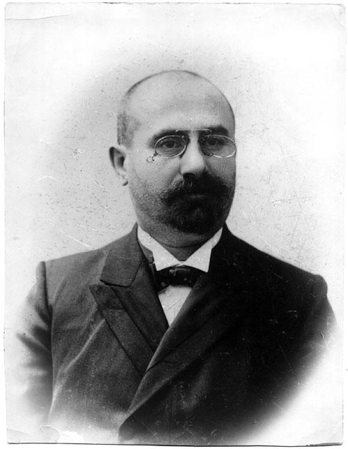 Yosef Baumwoll - My Great Grandfather