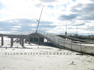 The Boarwalk at Beach 36th Street Edgemere NY