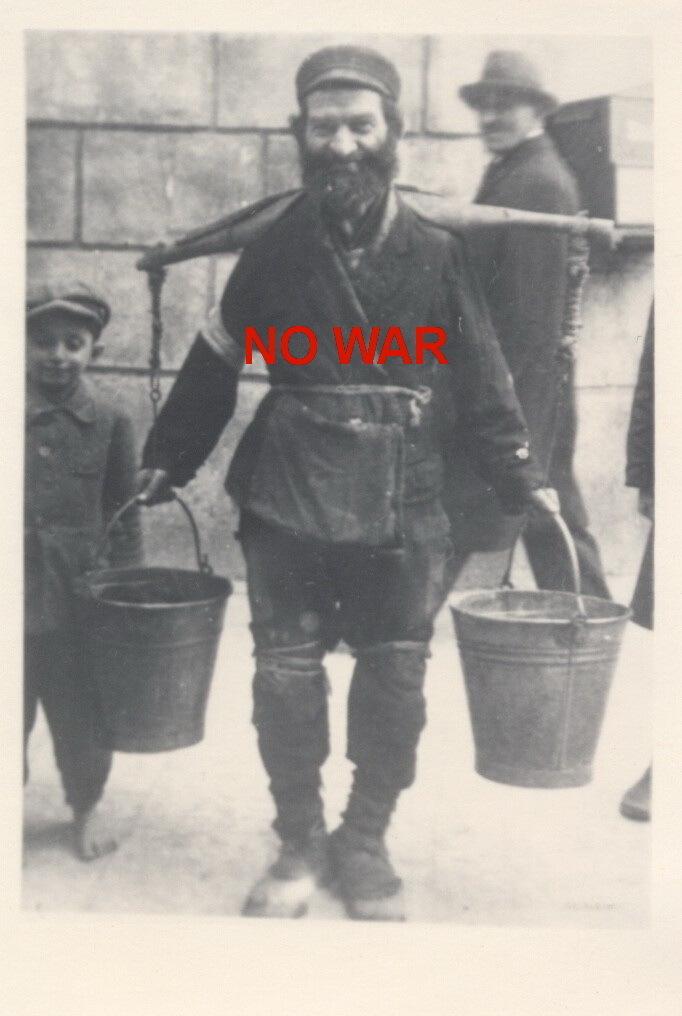 UDEN LABORS MEN WARSAW GHETTO POLAND
