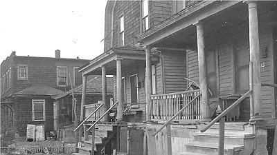 Redfern Area - c. 1950 Far Rockaway, N01