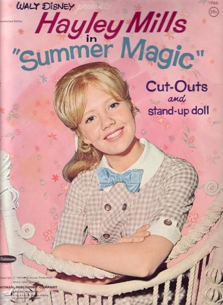 summer dolls