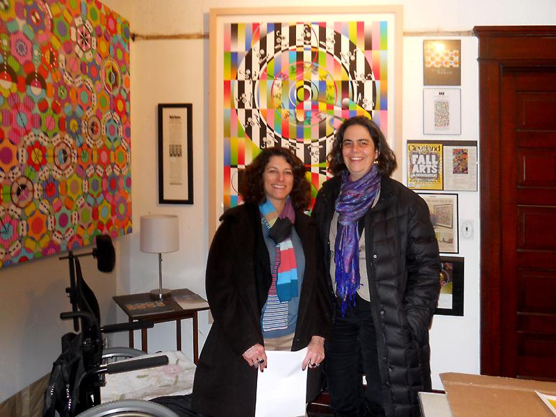 Joanne Cohen & Bellamy Printz