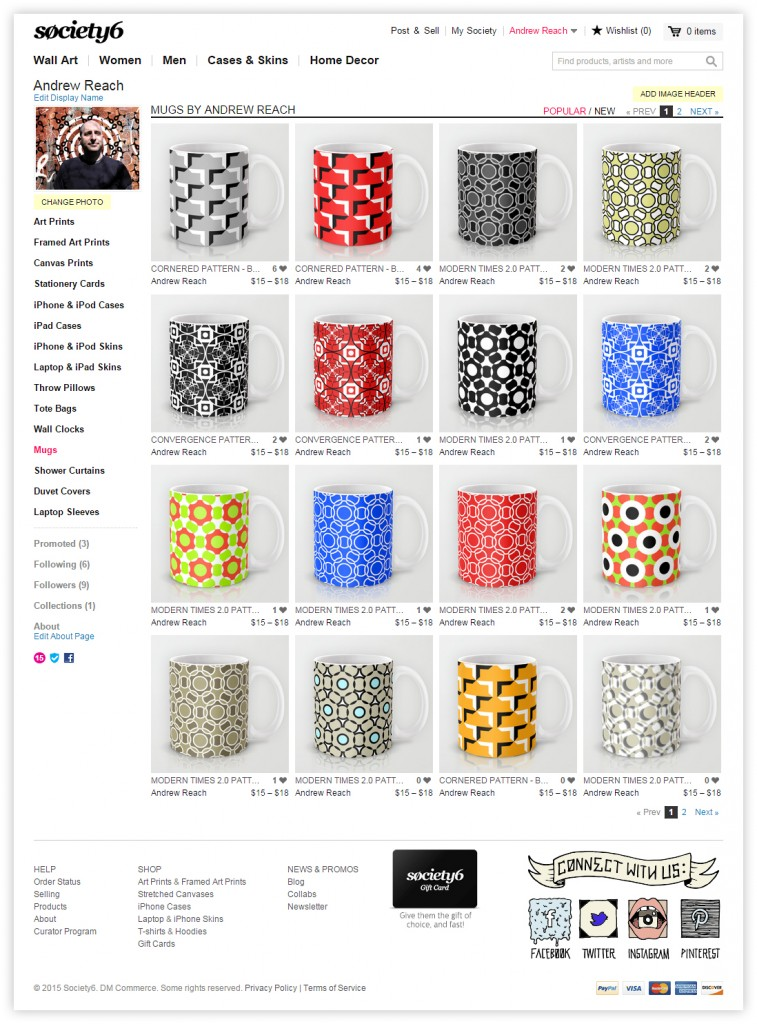 society6_Mugs_screenshot