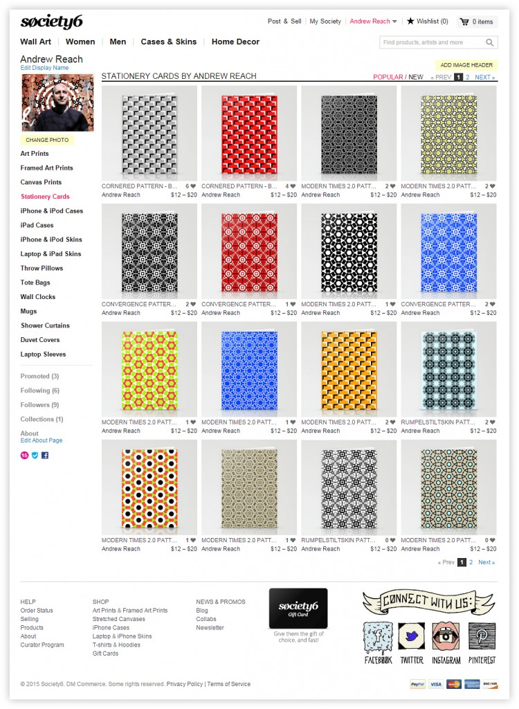 society6_StationaryCards_screenshot