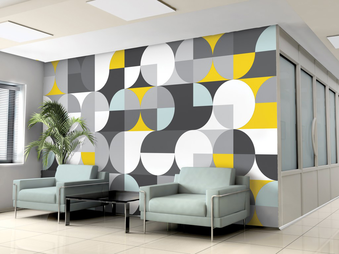 Andrew Reach Designs now by 4walls Specializes In Large Scale